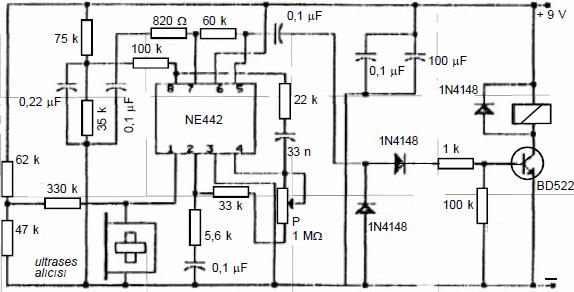 kar u0131 u015f u0131k 555 timer entegre devreleri  u2013 elektronik devreler