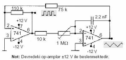 741-op-ampli-kare-ucgen-sinyal-jeneratoru-devresi