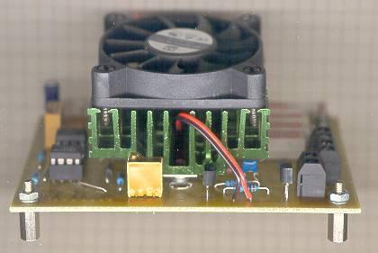 Nicd Nimh Battery Charging Circuit  PIC16F876 Delta Peak Akkuladegerat NiCd NIMh Zellen von 150mAh 7000mAh