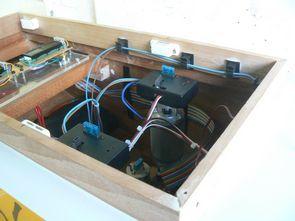 Attiny45 pwm 15 amper motor hız kontrolü pc817 irlz34 mosfet