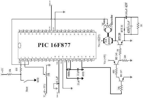 dijital-pusula-pic16f877-dc-motor-pwm-compass-module