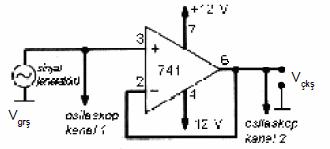 op-ampli-gerilim-izleyici-voltage-follower-devresi