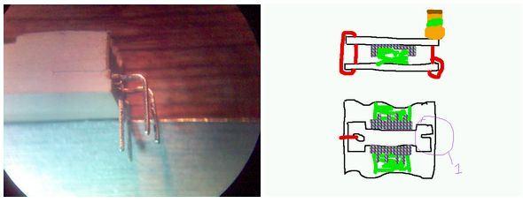 Motherboard PCI Hack SMD SOIC SOP Adapter  smd adaptor soic aparat sop soket pci diy 2