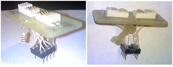 Motherboard PCI Hack SMD SOIC SOP Adapter  smd adaptor soic aparat sop soket pci diy 3