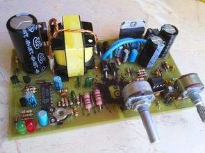 TDA7294 Bass araba anfisi TL494 Smps besleme