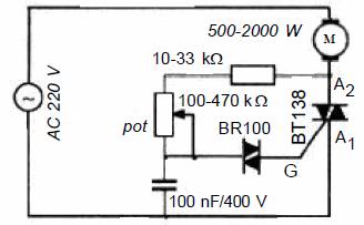 triyakli-ac-motor-hiz-kontrol-devresi