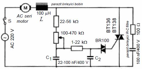 triyakli-ac-seri-universal-motor-hiz-kontrol-devresi