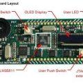 Stellaris EKS LM3S811 OLED ekran ve ADC uygulaması