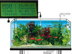 Akvaryum Kontrol Otomasyon PIC16F877  Hi Tech PICC
