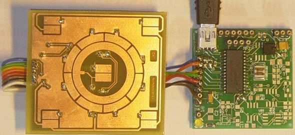 ccs-usb-hid-pic18f2550-bootloader-ad7142acpz-touchpad-sensor