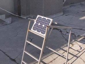Güneş pilleri ile elektrik üretimi 12v 7a akü şarj evirici devre