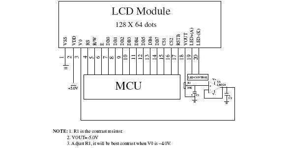 lcd-module-mcu-128x64-asm-vout-5v