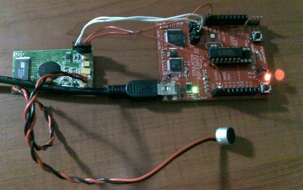 msp430-Launchpad-kit-msp430G2231-robot-modul
