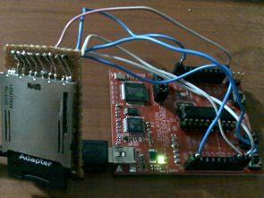 MSP430 Launchpad kit (MSP430G2452)  ile SD MMC kart kullanımı