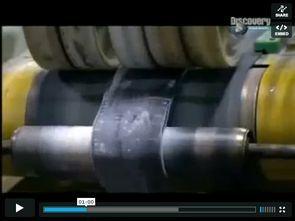 Sản xuất gạt nước cao su cho ô tô