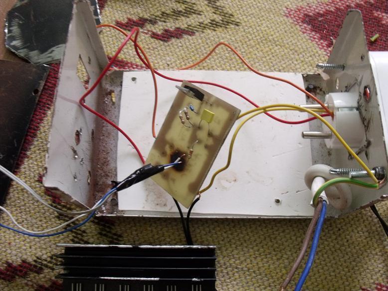 Triac Dimmer Circuit 10kw Bt139