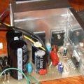 TDA7294 Çıkış Gücünün Yükseltilmesi Güç Transistörü Takviyesi
