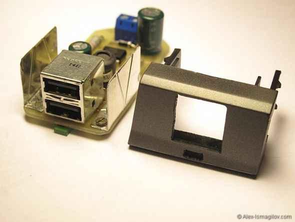 12V DC to DC 5V  Converter Circuit USB MC34063 usb dcdc 5volt 12volt convertor konvertor voltaj car oto dc dc