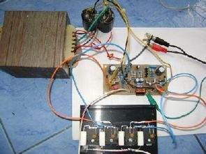1000 Watt BJT Amplifikatör Sürücü Modülü