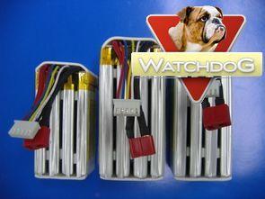 12 Volt Lipo pil paketi için voltaj izleyici devresi