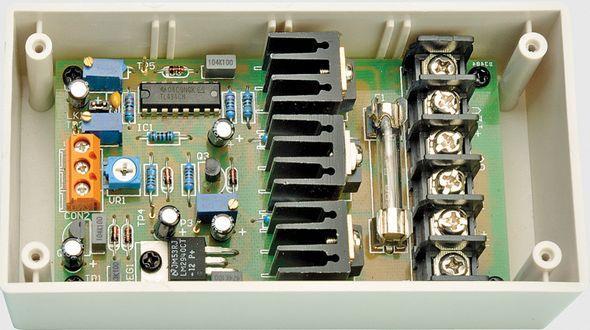 Tl494 12v 24v Dc Motor Speed Control Circuit 20a Electronics