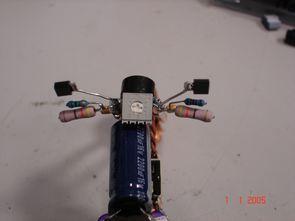 Elektronikçi İşi Motorsiklet