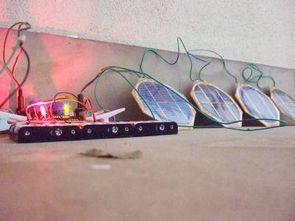 Güneş Pili ile Şarj Edilen Pillerin kontrolü PIC16F88
