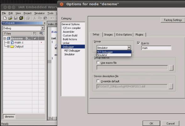iar-linux-msp430-fet-debuger