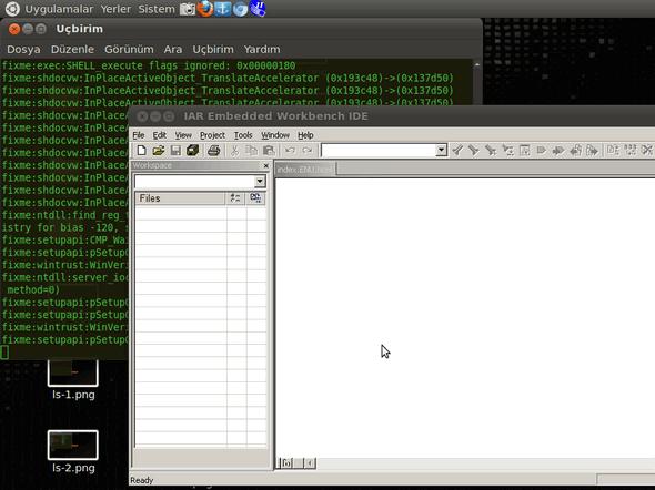 linux-msp430-program