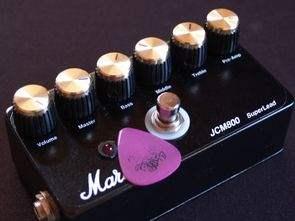 Marshall Gitar Emülasyon Efekt Devresi