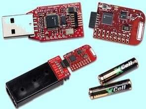MSP430F2274 CC2500 RF2500 Kit ile Kablosuz İletişim Uygulaması