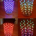 RGB Led Silindir ATEMGA168-20PU TLC5940NT PWM