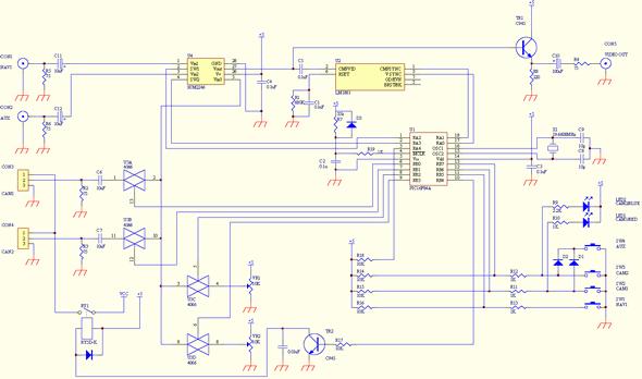 superimpose-video-selector-circuit-schematic