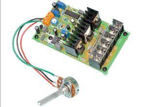 TL494 PWM 20 Amper 12v 24v DC Motor hız kontrolü