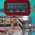 USB üzerinden çalışabilen lcd'li Bobin ölçüm devresi Atmega8