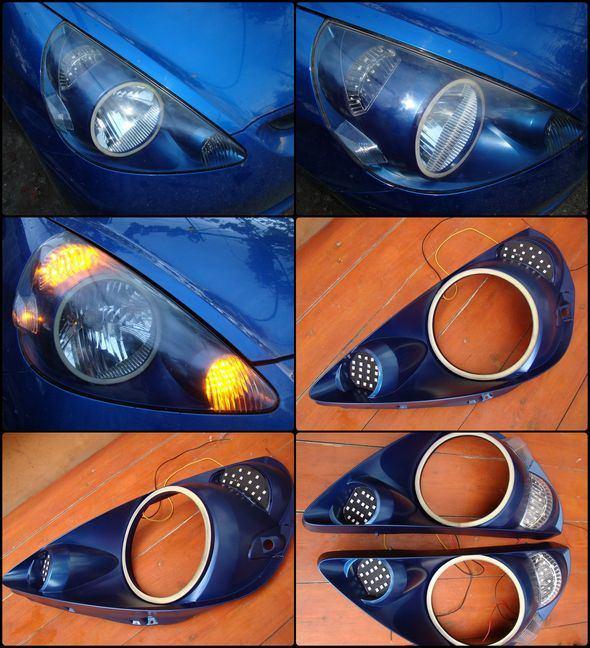 car-rgb-led-leds-far-ledi-honda-fit-modifiye