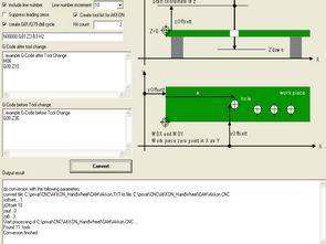 G Kod Çevirici Excellon Programı (cnc pcb)