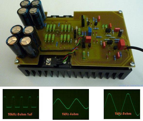 Professional Guitar Amplifier Circuit gitat anfisi guitar amplifier circuit pro moster