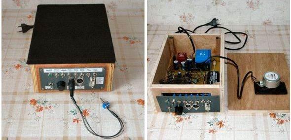 Doorbell Circuit 32 Melody PIC16F876 melodi devresi ses devresi audio pic