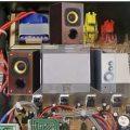 Microlab A-6321 A-6321 2+1 Anfi Şema PCB (TDA2030)
