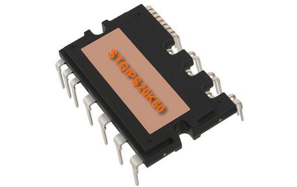 3 Phase Motor Drives Circuit IGBT STGIPS20K60 stgips20k60 igbt surucu