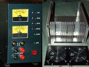 Telsiz İçin 13.8 Volt 30 Amper Güç Kaynağı LM338K MJ15004