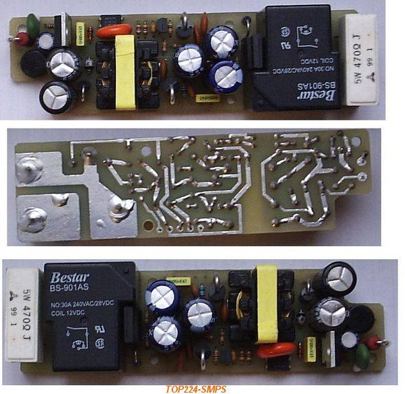 Power Supply Circuit Also Smps Power Supply Circuit Diagram On High