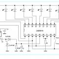 Microphone Vu Meter Circuit LM3915 lm3915 lm3914 led vu meter circuit vumetre vu devresi 2 120x120