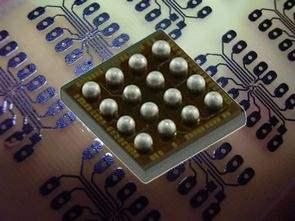 LPC1102 ARM İçin Çevirici Kartı Header Board PCB