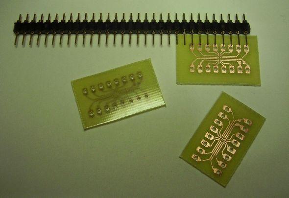 lpc1102-header-pcb