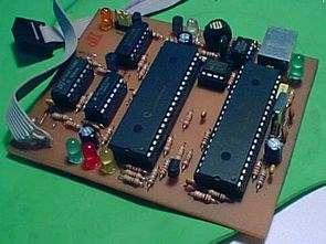 Microchip PIC ICD2 Klon Eagle PCB ve Kod (Boot) Dosyaları