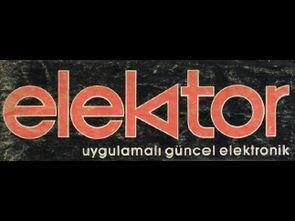 Türkçe Elektor Elektronik Dergisi (1983 ve 1984)