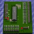 Uçuş Simülatörü için 8 Eksen joystick PIC18F2550