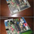 Atmel AVR Test Hata Ayıklama Kartı Development Debug Board